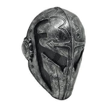 FMA Men's Templar K Cosplay Mask (28cm by 23cm)