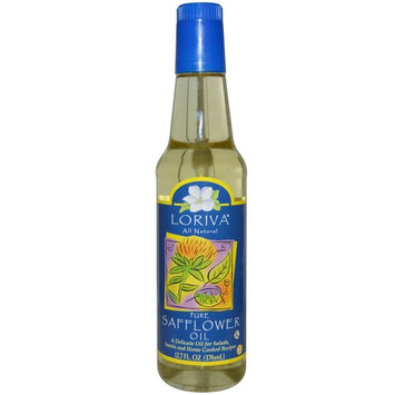 Loriva, Pure Safflower Oil, 12.7 fl oz (pack of 2)