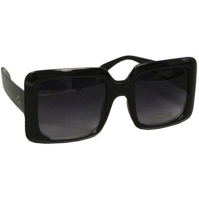Womens Sunglasses Retro Square Frame Ladies Eyewear