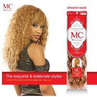 Michelle Human Hair Blend Weave Spanish Wave Curl (14