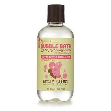 Bubble Bath, Berry Pomegranate 8.5 fl oz by Little Twig