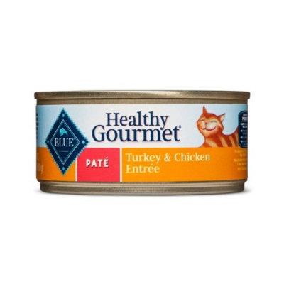 Blue Buffalo Healthy Gourmet Adult Pate Turkey & Chicken Entrée - Wet Cat Food - 5.5oz