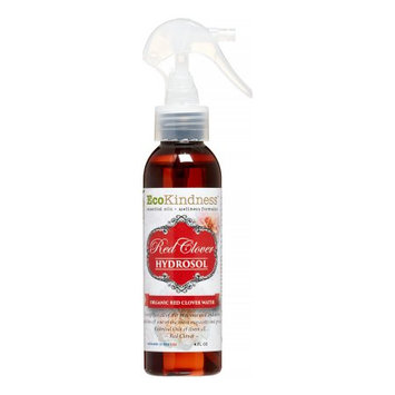 Ecokindness Llc Ecokindness Essential Oil Hydrosol, Red Clover, 4 Oz
