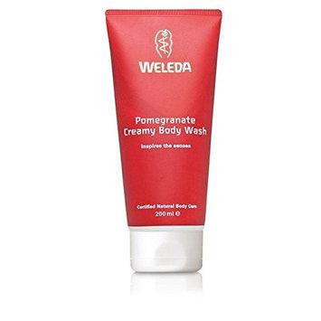 Weleda Pomegranate Creamy Body Wash 200ml (PACK OF 2)