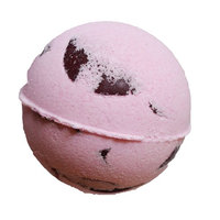 Just Rosy Bath Bomb- Unscented Bath Bomb with Rose Petals