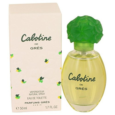 CABOTINE by Parfums Gres Eau De Toilette Spray 1.7 oz
