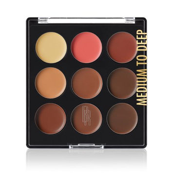 Markwins Beauty Products Black Radiance True Complexionâ ¢ CC Palette - Medium To Deep