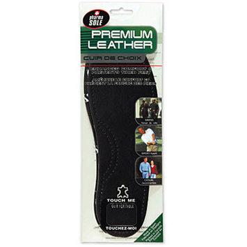 Black Leather Insoles Ladies Siz 10/11 Mens Size 8/9