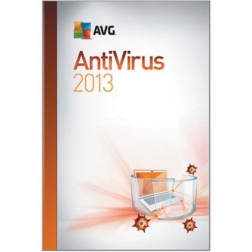 Interactive Communications AVG Anti-Virus 2013 3-User 2-Year $49.99 (Email Delivery)