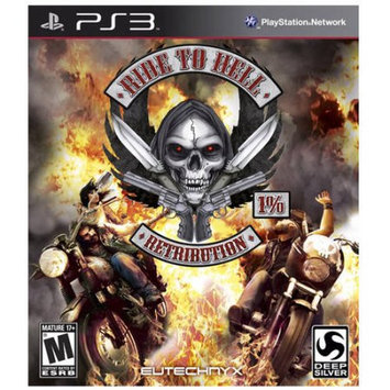 Eutechnyx Ride to Hell: Retribution (PS3) - Pre-Owned