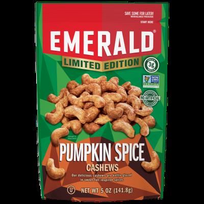 Snyders-lance Emerald Pumpkin Spice Cashews