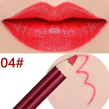 HuangHM 1PCS Professional Sophisticated Durable Longwear Lipliner for Permenant Microblading Tattoo Sharpening Mechanical Shaping Waterproof Lip Liner Pencil Makeup Cosmetics Beauty