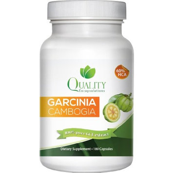 100% Pure Garcinia Cambogia Extract with HCA, Extra Strength, 180 Capsules, Clinically Proven. Made in the USA. As seen on Dr. Oz!