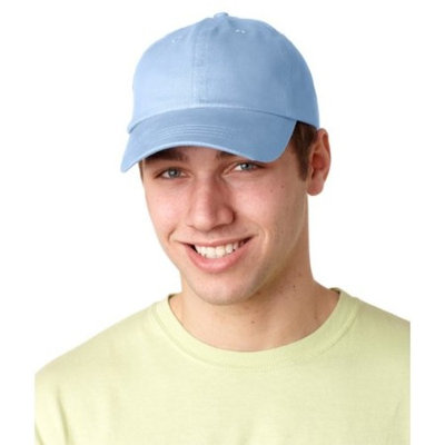 Cotton Twill Essentials Brushed Twill Cap
