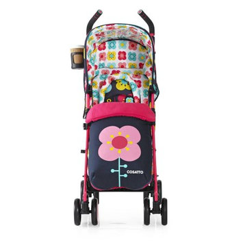 Infant Cosatto 'Supa - Poppidelic' Pushchair Stroller - Pink