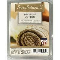 ScentSationals Egyptian Cotton Wax Cubes 2.5 Oz