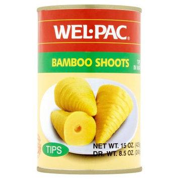 Wel-pac Wel Pac BG19549 Wel Pac Bamboo Shoots Tp - 12x15OZ