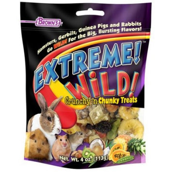 F.M. Brown's Extreme!™ Wild! Crunchy & Chunky Treats for Small Animals