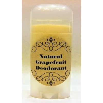 Organic Grapefruit Deodorant