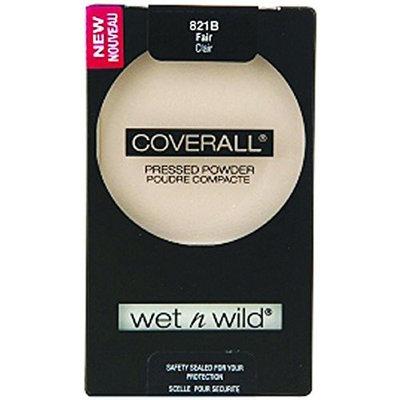 WET N WILD Coverall Pressed Powder - Fair by Wet 'n' Wild