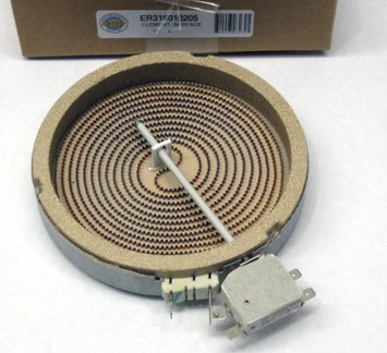 Exact Replacement Parts Range Oven Surface Element for Electrolux Frigidaire 316010205 AP2123825 PS436590