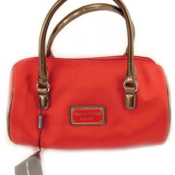 'french touch' bag 'Ted Lapidus'red.