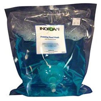 Inopak 5062-FL1000 1000 ml Foaming Hand Wash Soap - Case of 6