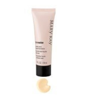 Mary Kay TimeWise Matte Wear Liquid Foundation, Ivory 3