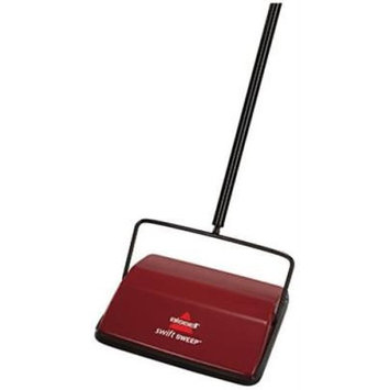 Swift Sweep Cordless Carpet Sweeper Unique Brush Roll