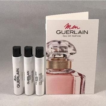 3 Guerlain Mon Eau de parfum Spray Sample Women Vial 0.02 oz/0.7 ml