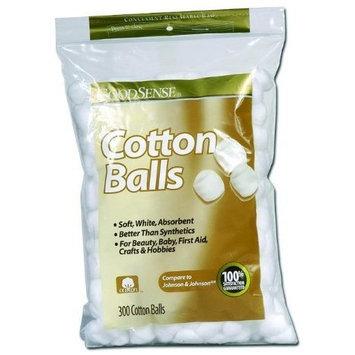 GEISS DESTIN & DUNN INC Cotton Balls - 300 Count