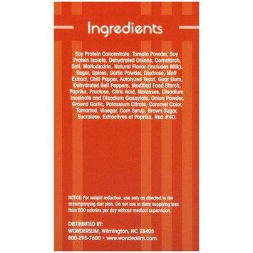 WonderSlim Low-Carb High Protein Soy Vegetarian Sloppy Joe Mix (7 Servings/Box) - Low Carb, Low Calorie, Low Fat, Kosher, Cholesterol Free