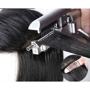 ELIHAIR 6D Hair Extension Kit Professional Salon Equipment for Natural Real Hair Style Wig Connector Tool (6D Hair Extension Tool)