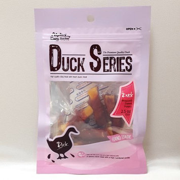 Any Pet International Alpha Dog Series Duck Wrapped Sweet Potato - 2.5oz