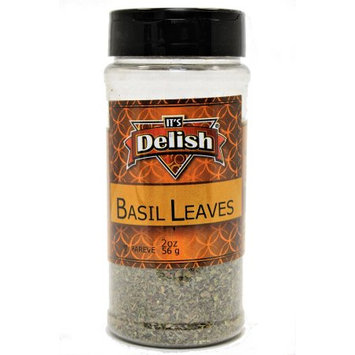 Basil Leaves by Its Delish, 2 oz Medium Jar