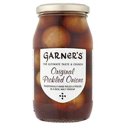 Garner's Original Pickled Onions (454g)