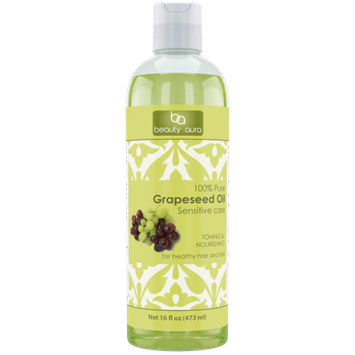 Beauty Aura Grapeseed Oil