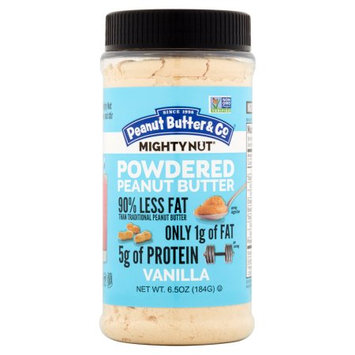 Peanut Butter & Co Peanut Butter; Co, Peanut Butter Powder Vanilla, 6.5 Oz (Pack Of 6)