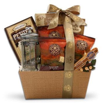Alder Creek Gift Baskets Coffee Bean & Tea Leaf Coffee and Treats