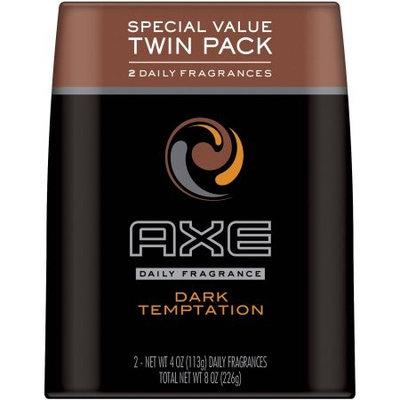 AXE Body Spray for Men Dark Temptation 4.0 oz.(pack of 6)