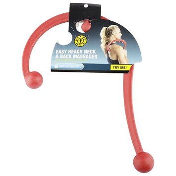 Golds Gym Easy Reach Neck and Back Massager