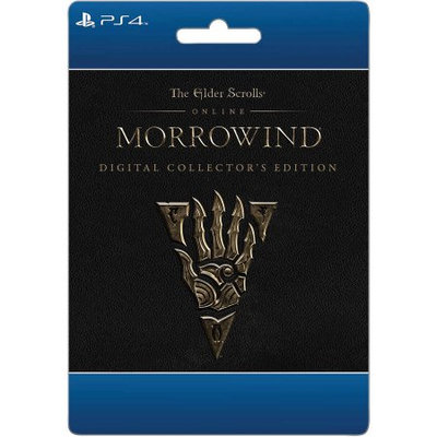 Incomm Sony Elder Scrolls Online: Morrowind: CE Game (email delivery)