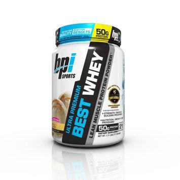 BPI Sports Vanilla Caramel Whey HD Dietary Supplement Powder, 1.71 lb