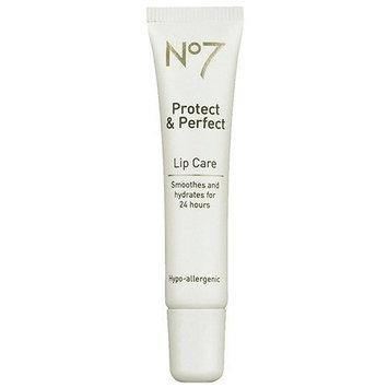 Boots No7 Protect & Perfect Lip Cream .33 fl oz (10 ml) (Pack of 2)