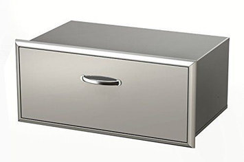 Broilchef Premium Broil Chef Premium Stainless Steel Masonry Storage Drawer