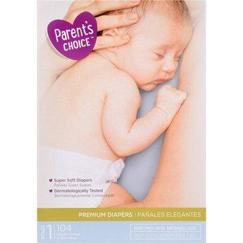 Parents Choice Parent's Choice Premium Diapers (Choose Diaper Size and Count)