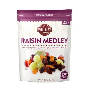 Wellsley Farms Raisin Medley Fruit Pack, 32 oz.