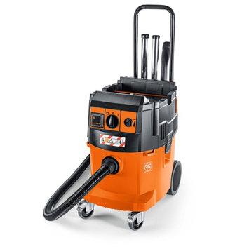 FEIN Turbo II X AC Professional Wet/Dry Dust Vacuum Cleaner Set