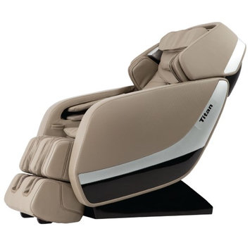 TITAN Pro Jupiter XL Massage Chair with 3D Massage Technology - Grey
