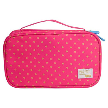Flight 001 Five Star Hotel Kit, Size One Size - Pink Dots